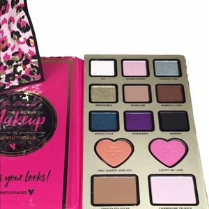 Too Faced, Power Of Makeup ,Nikkie Tutorials , LE